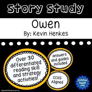 Story Study - Owen
