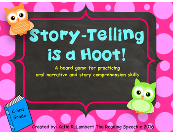 Story Telling is a Hoot!
