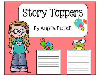 Writing Center ~ 60 Story Toppers