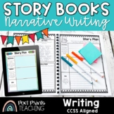 Creative Story Writing, Narrative Pack