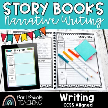 Creative Story Writing, Narrative Pack