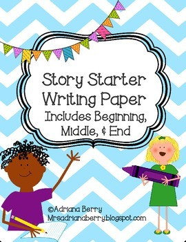 Story Writing Papers