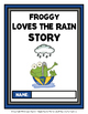 Story Writing - Spring - Kindergarten - Story Maps and Sto