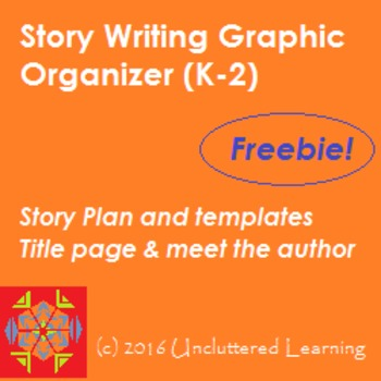 Freebie! Story Writing for early Writers (K-2)