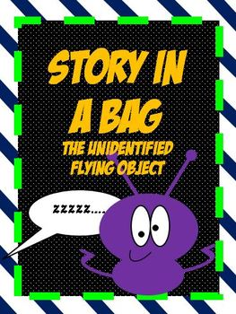 Writing Activity: Story in a Bag Unidentified Object
