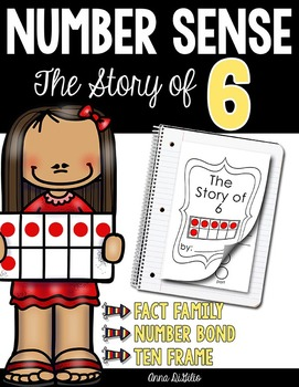 Number Sense - Story of 6