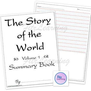 Story of the World Vol.1 - Narration Support Pages