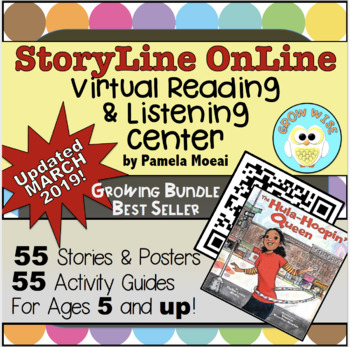 StoryLine Online Reading and Listening Center Updated 01MAR17!