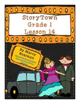 StoryTown Grade 1 Lesson 14 Resource Unit