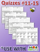 StoryTown Grade 5 - Unique, Editable Spelling Quizzes w/An