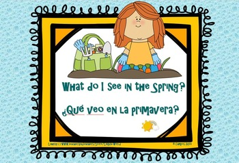 Story:What is the weather like in the Spring? PP inSpanish