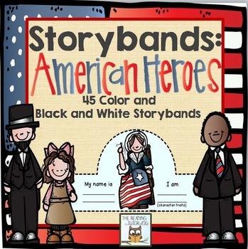 Headbands- American Heroes