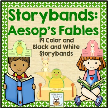 Storybands: Fables Headbands