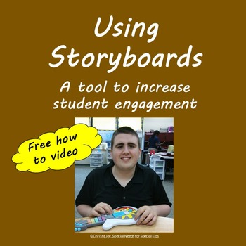Storyboards : An Easy Tool to Add to Your Lesson