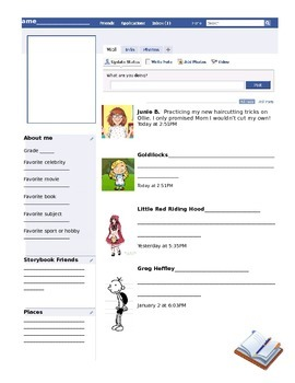 Storybook Facebook