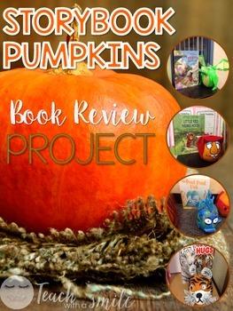 Storybook Pumpkin Project