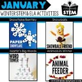 Storybook STEM {January}