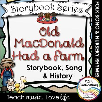 Storybook Series - Old MacDonald Had a Farm (McDonald) - N