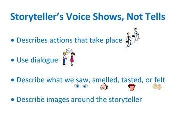 Storytellers Voice