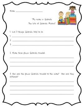 Storytown Comprehension Tests 26-29