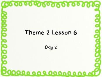 Storytown T2L6 Day2