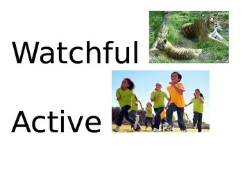 Storytown Vocabulary Kindergarten Theme 9