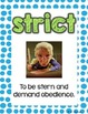 Storytown Vocabulary Posters Theme 5 {3RD GRADE}
