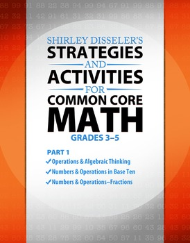 Strategies and Activities for Common Core Math, Grades 3–5