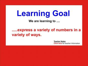 Strategies for Practicing Numbers Using Smart Notebook