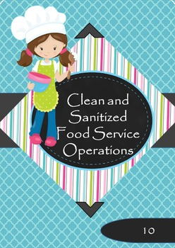 Strategies for a Clean and Sanitized Foodservice Operation