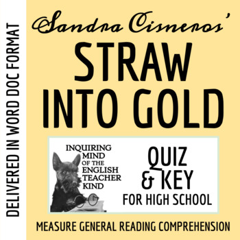 """Straw into Gold: Metamorphosis of the Everyday"" by Sandra"