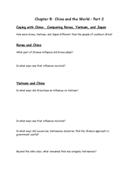 Strayer 2nd Edition Chapter 8 Study Guide - Part 2