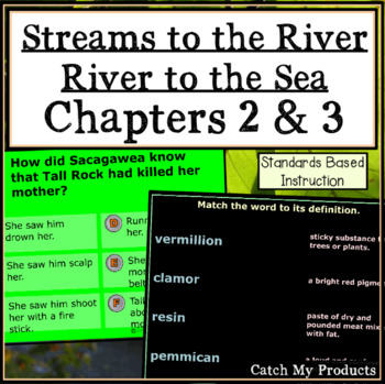 Streams to the River, River to the Sea Ch. 2 & 3 for Prome
