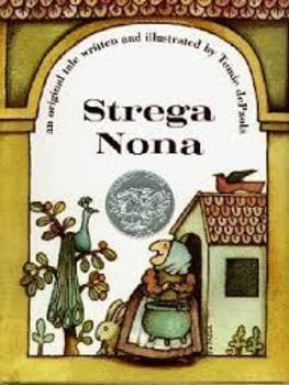 Strega Nona-Recording