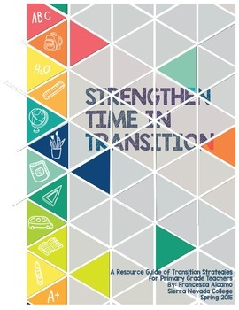 Strengthen Time in Transition