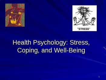 Stress & Health Power Point