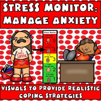 Stress Management Monitor: Teach How to Cope, Autism, Aspe