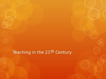 Stresses of Teaching in the 21st Century