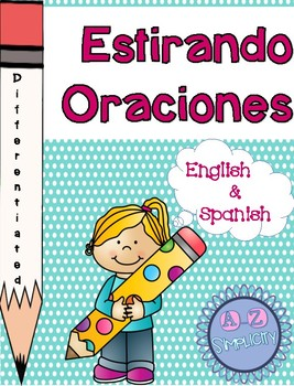 Stretching Sentences Templates in Spanish