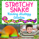 Stretchy Snake Reading and Decoding Strategy Activities fo