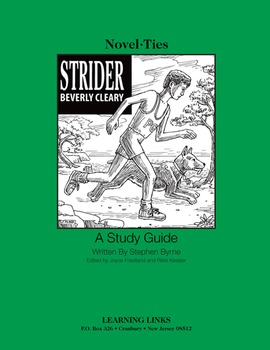 Strider - Novel-Ties Study Guide