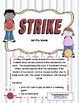 Strike! BUNDLE ~ A sight word recognition game using the F