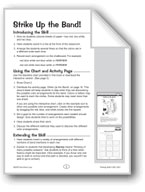 Strike Up the Band! (Creative Thinking/Fluency)