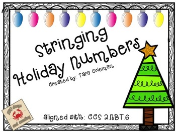 Stringing Holiday Lights