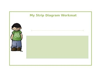 Strip Diagram Workmat