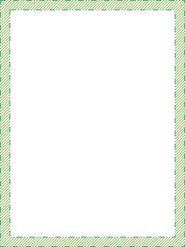 Striped Borders/ Frames
