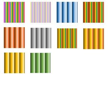 Stripes Digital Papers