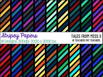 Stripe Digital Papers
