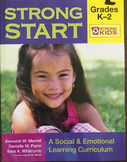 Strong Start: A Social and Emotional Learning Curriculum