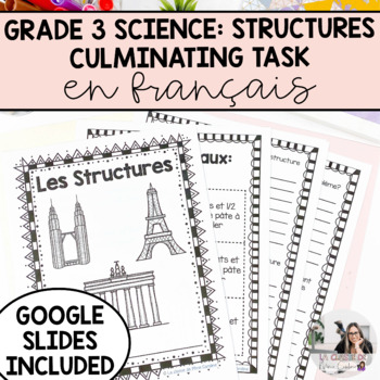 Strong and Stable Structures Culminating Activity (French